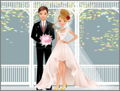 Wedding Dress Up Games, Fantasy turn Reality | Featured ...