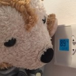 Duffy the Disney Bear's Air Conditioner is Broken!