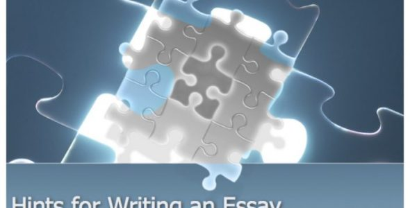 Hints for Writing an Essay