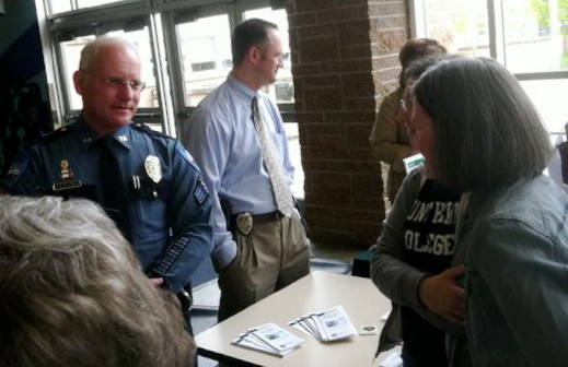 Hundreds turn out for burglary prevention fair | My ...