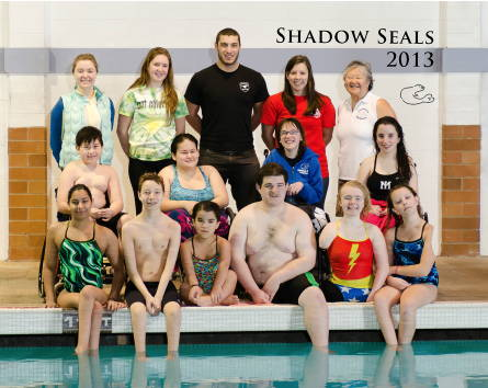 The Shadow Seals (Photo courtesy of the team website)