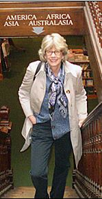 Elizabeth Wales, literary agent, will be coming to Edmonds. Photo courtesy Wales Literary Agency website.