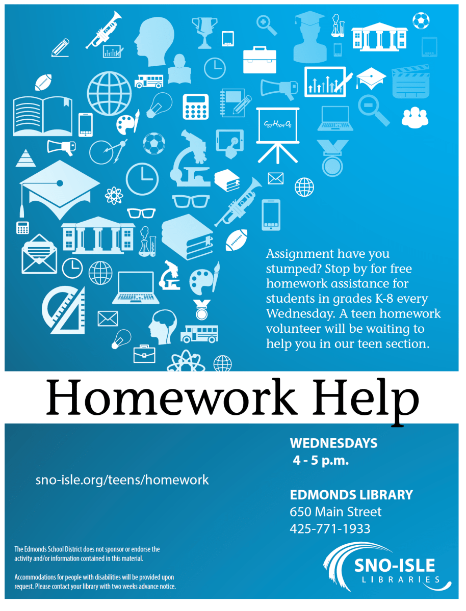 Education homework help