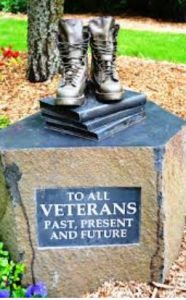 Edmonds Community College will honor veterans.