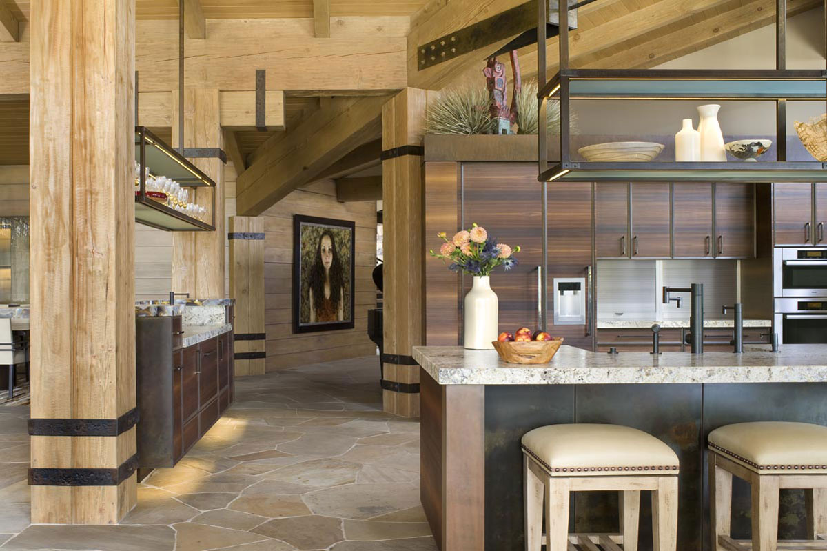 Organic Modern Design Exquisite Kitchen Design Staruptalent