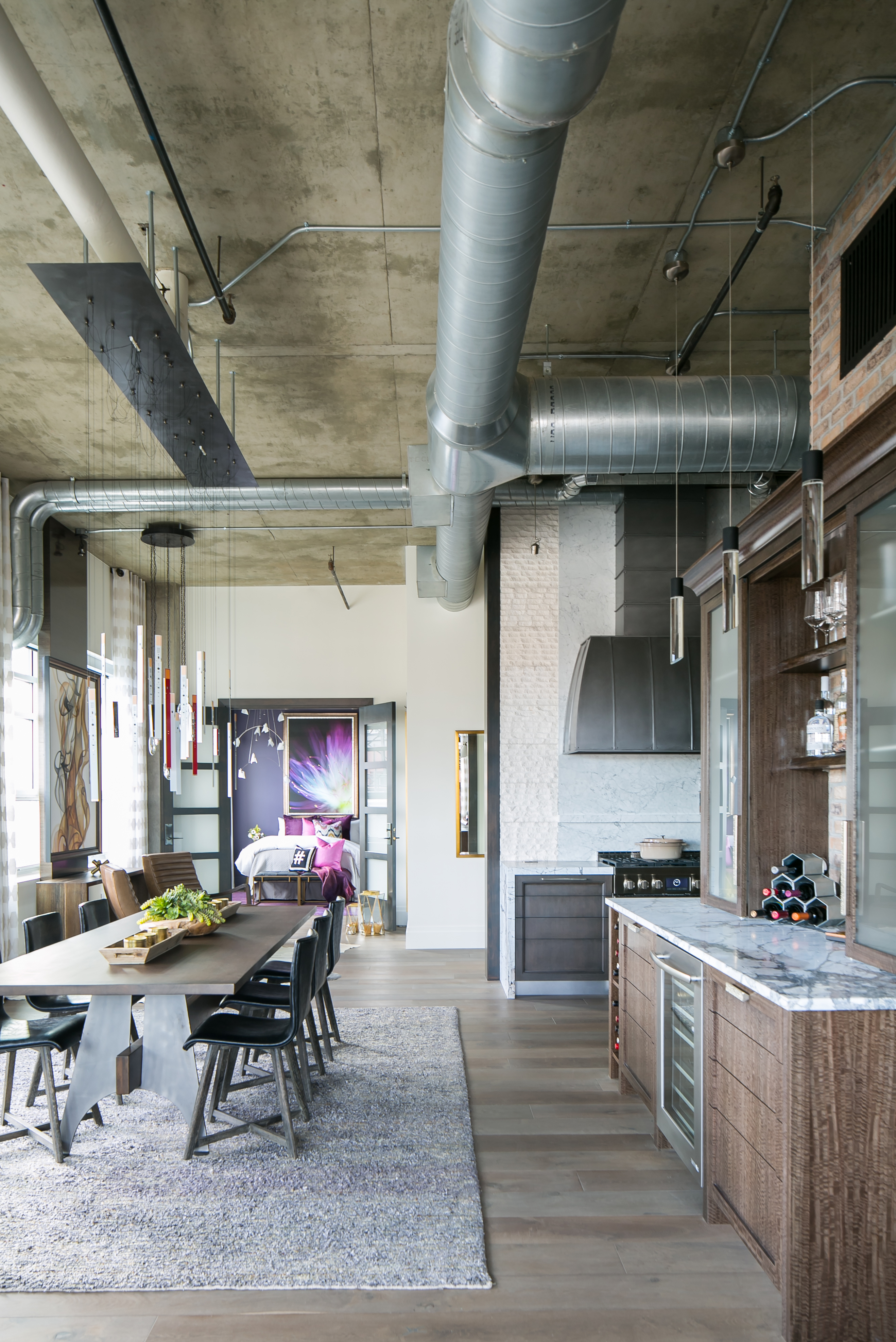 Kitchen Design Showroom Denver Co Downtown Denver Loft Exquisite Kitchen Design Portfolio