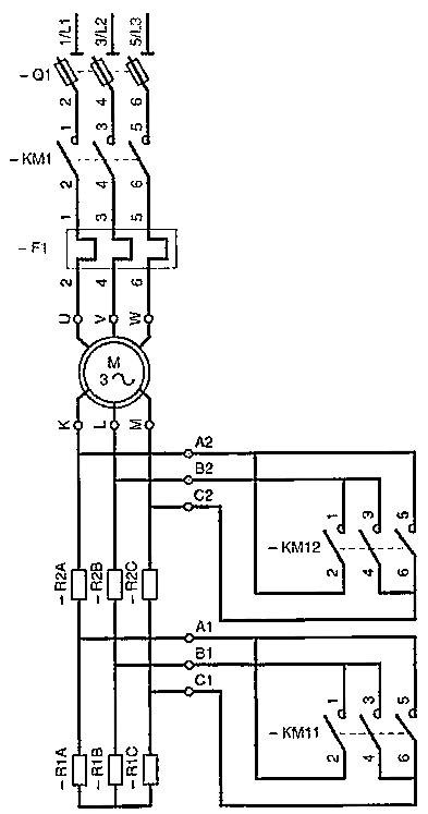 of three phase on 3 phase wound rotor motor wiring diagrams