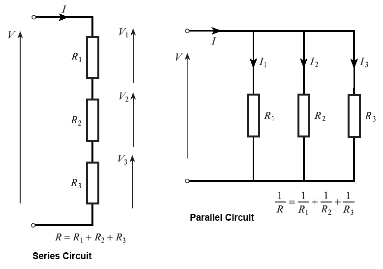 theoretical parellel circuits