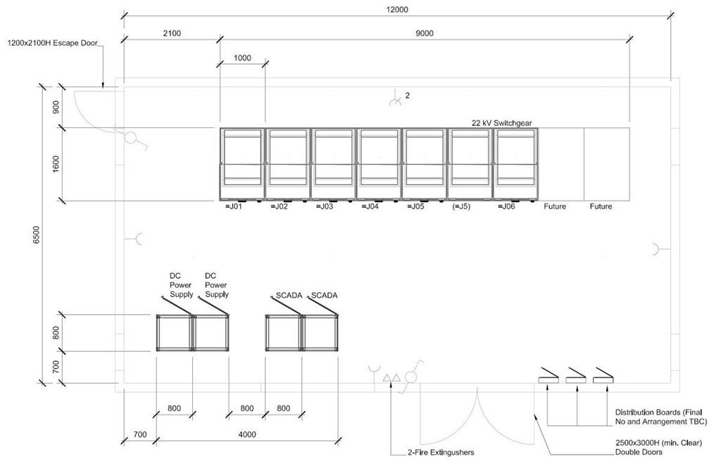 Medium Voltage Switchgear Room Design Guide