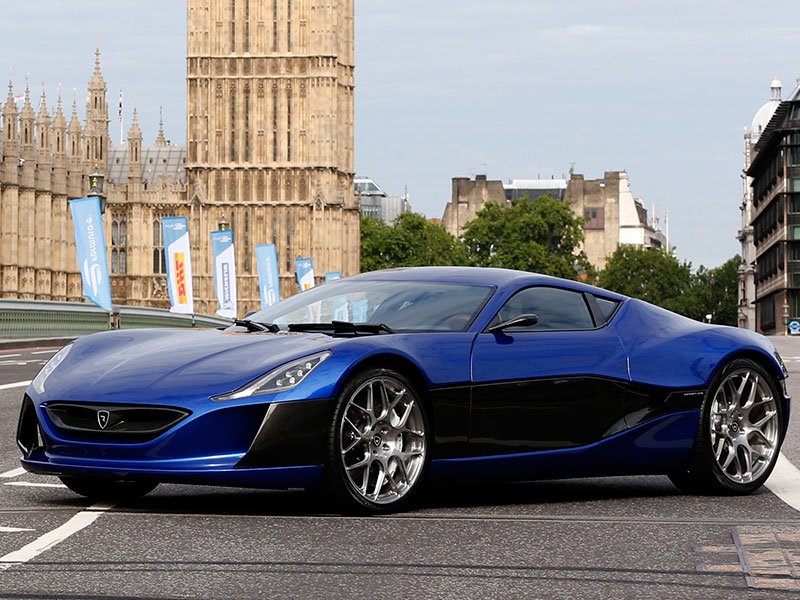 Pure Frankfurt Rimac - My Electric Car