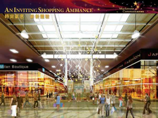 Mackenzie Commons – Asian themed mall in Richmond Hill, VIP Brokers' Sales Opportunity