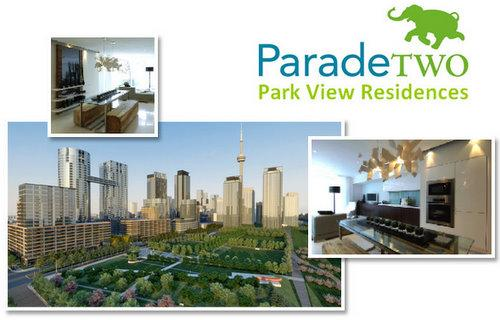 Concord CityPlace: Parade 2 VIP Early Bird Buying Opportunity