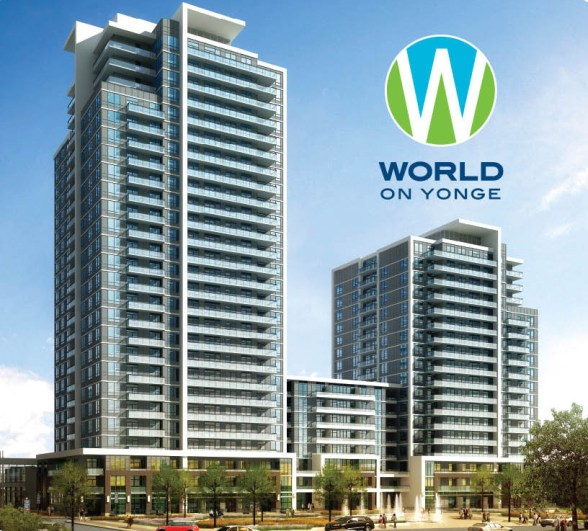 Parkside Towers - World On Yonge