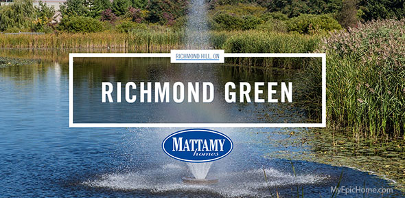 Richmond Green In Richmond Hill coming in 2016