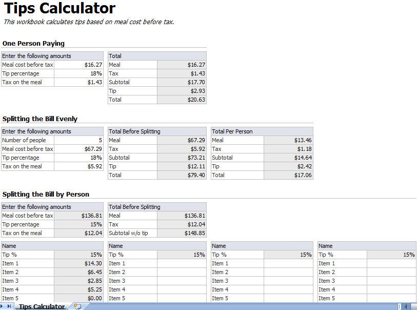 excel calculator template - Sogol - mortgage calculator template