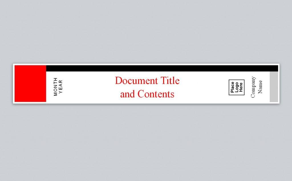 microsoft word binder spine template - Vatozatozdevelopment