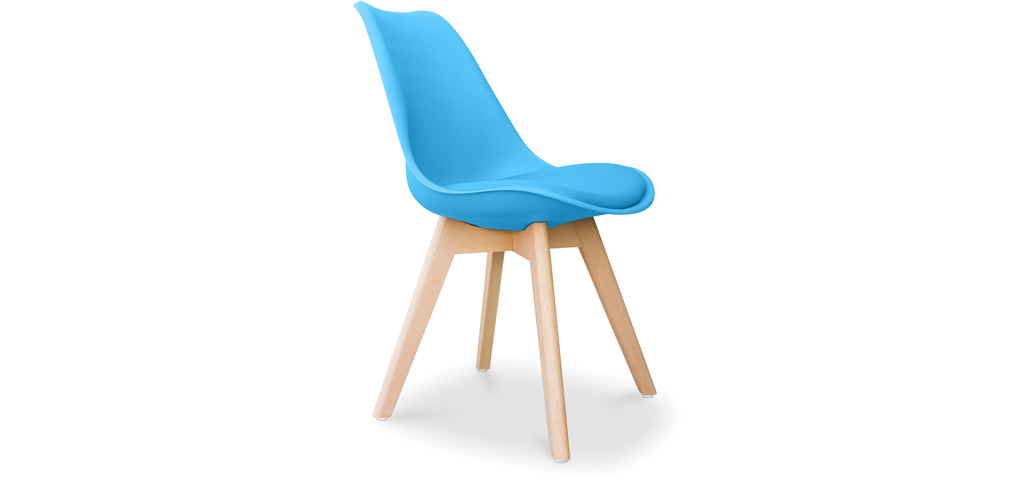Chaises Scandinaves Dsw Chaise Dsw Avec Coussin Design Scandinave Charles Eames
