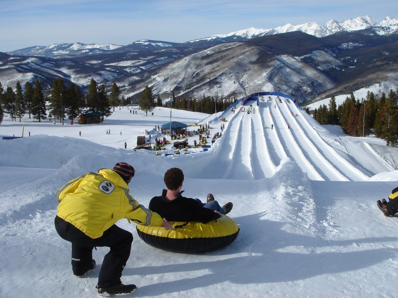 The Arrabelle At Vail Square Colorado My Family Travels
