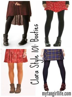 Clara Style 101 - Booties