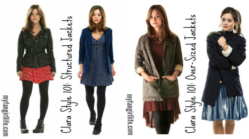 Clara Style 101 - Jackets