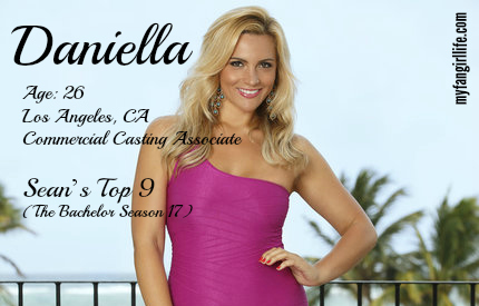 EDIT - Daniella (Bachelor In Paradise)