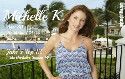 EDIT - Michelle K (Bachelor In Paradise)