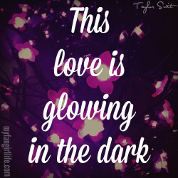 Taylor Swift 1989 Lyrics - This Love 3