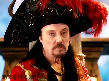 Christopher Walken as Hook