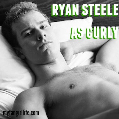 Ryan Steele as Curly