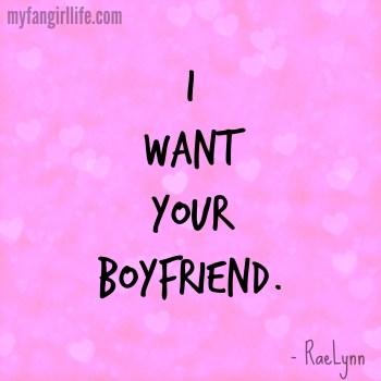 Boyfriend 1 RaeLynn