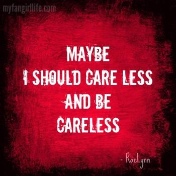 Careless 1 RaeLynn