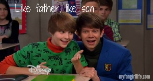 Girl Meets World Farkle and Father
