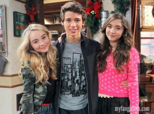 Girl Meets World Josh Riley Maya