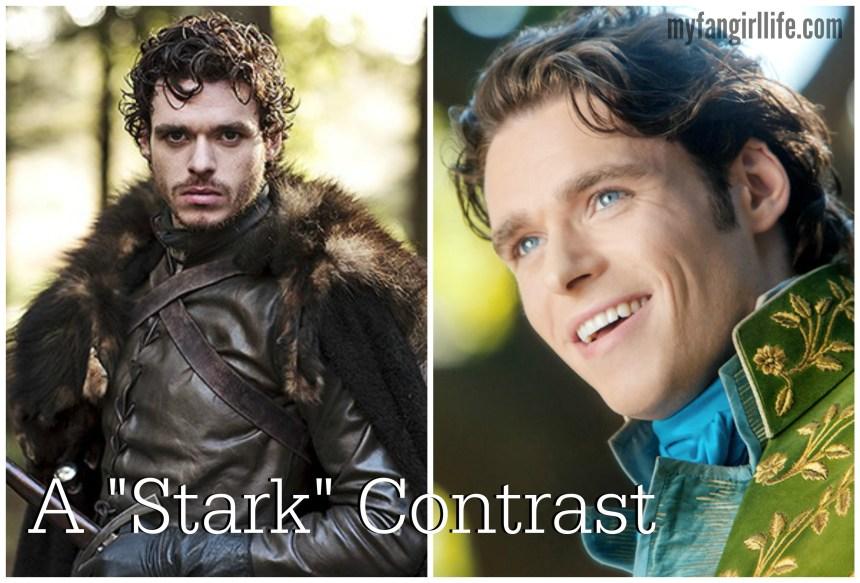 A Stark Contrast - Prince Charming and Robb Stark - Richard Madden