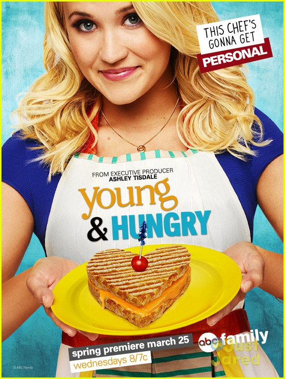 Young & Hungry Season 2 Poster