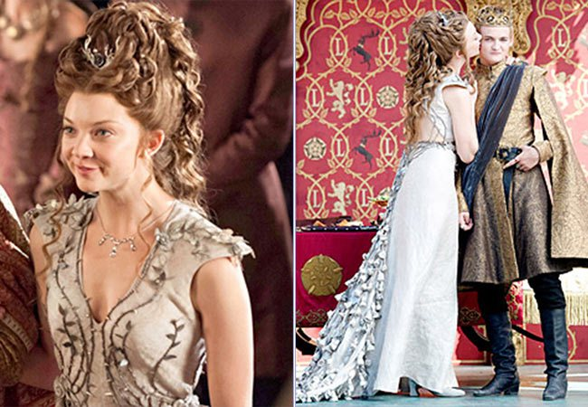 Margaery wedding dress