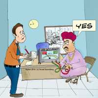 My India business rule #3: Don't take YES for an answer
