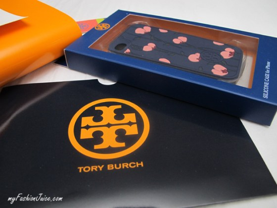 Tory Burch iPhone Case 2 {Gadgets} My New Tory Burch iPhone Case