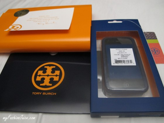 Tory Burch iPhone Case 5 {Gadgets} My New Tory Burch iPhone Case