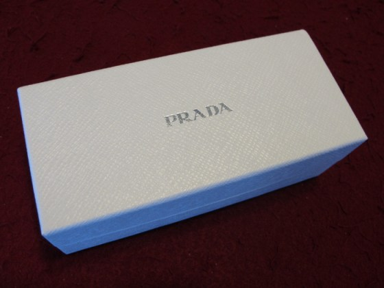 Prada Baroque Sunglasses {Eyewear} Make Em Round