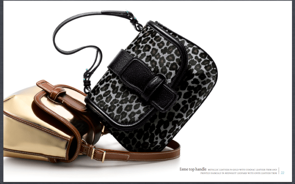 Tiffany 2012 Fall Collection11 Tiffany & Co. Fall 2012 Leather Collection