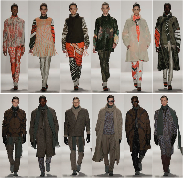 AAU FW2014 NYFW8 Academy of Art University Fall 2014 Mercedes Benz Fashion Week #NYFW