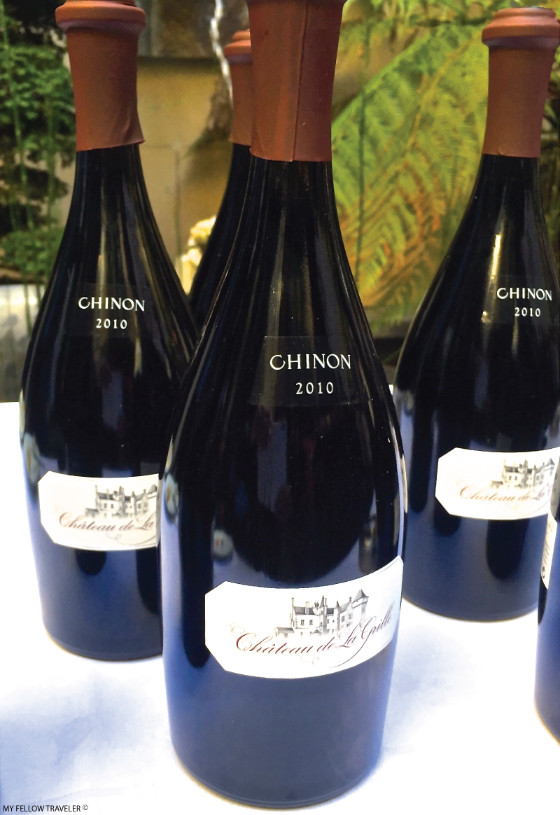 CHINON-WINE