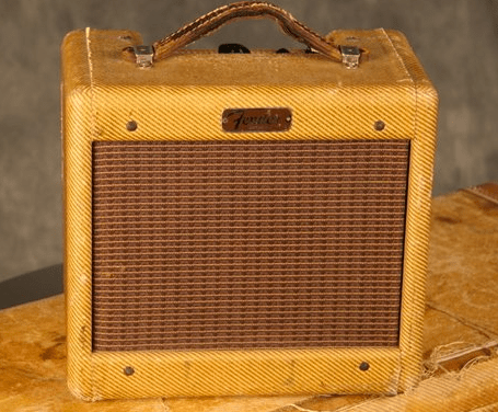 Tweed Fender Champ - C 01232 Front
