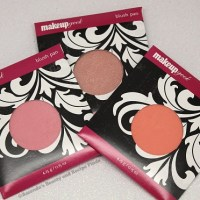 Makeup Geek Blush Review and Swatches: HoneyMoon, Bliss and Head Over Heels