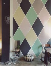 Painting patterns + bold paint designs are easier than you ...