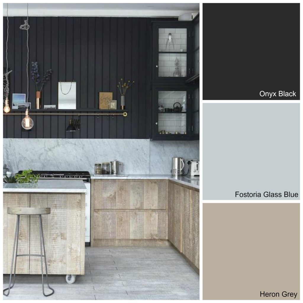 Industrial Grey Paint Bring The Seaside Look To Your Home With These 4 Trends