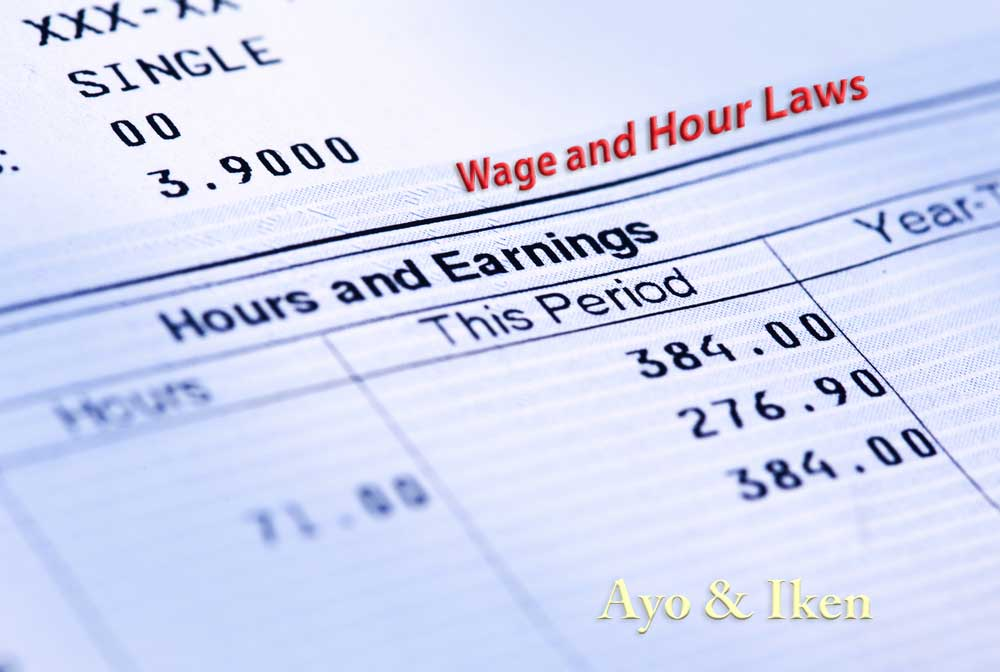 Wage and Hour Laws in Florida - Ayo and Iken