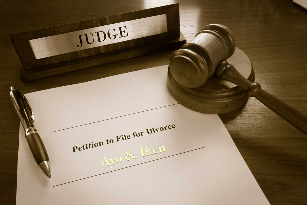 Filing for Divorce in Florida - Ayo and Iken