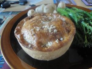 Shamrock Pie Pieminister